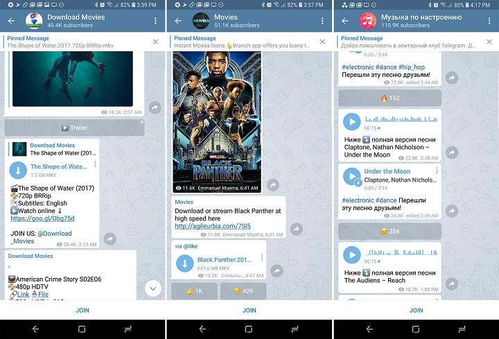 Telegram Movies Download Channel List_Best Telegram Tips and Tricks